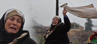 Zeytin Dalı Harekatı ile işgalden kurtulan köyüne Kürt Anne sevinç gözyaşlarıyla böyle döndü