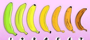Muzu Hangi Evresinde Yemek Daha Sağlıklı? Rengine ve Biçimine Göre En Sağlıklı Muz Hangisi Öğrenin