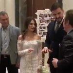 Oya Aydoğan'ın oğlu Gurur nişanlandı Annesi de Mürüvvetini Göreydi Ne Mutlu Olurdu İşte Nişan Görüntüleri