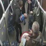 Kocaeli'de otobüs şoförü bebeği hayata döndürdü