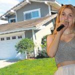 Aleyna Tilki'nin Amerika'daki evi : 1 oda 1 salon ev genç popçuyu kesmedi!