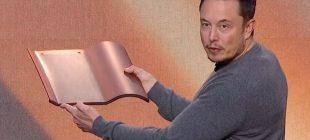 Tesla, güneş enerjisi depolayan kiremitlerin üretimine başladı: Dam üstünde Tesla…