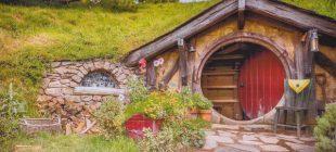 """Sivas'ın """"Hobbit evleri"""" tatil köyüne dönüştürülüyor"""