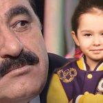 """İbrahim Tatlıses, karne heyecanı yaşayan kızı Elif Ada'nın fotoğrafını Instagram hesabından paylaştı. """"Benim prensesim büyümüş de babasının gidemediği okula gitmiş"""""""
