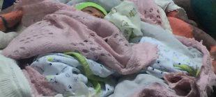 1 Günlük kız bebeği … Bunu yapan ne ne anne olabilir ne de insan..
