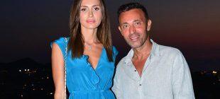 Mustafa Sandal ve Emina Sandal sorunları aştı! İlk hamle Mustafa Sandal'dan geldi