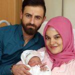 Avusturya Türk bebeği konuşuyor… Doğar doğmaz neler yaptılar