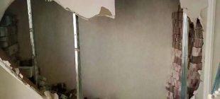 Polis, takip ettiği şüphelinin evindeki duvarı yıktı. Gördüğü manzara…