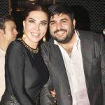 Ebru Yaşar, eşi Necat Gülseven'in doğum günü için Cihangir'de mekan kapattı.