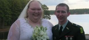 Düğün fotoğraflarını Facebook'ta Paylaştı Dünyanın en çirkin gelini seçtiler, çok gücüne gitti, sonra öyle bir hırs yaptı ki son halini görenler inanamıyor