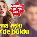 Aleyna Tilki'nin sürpriz aşkı belli oldu