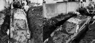 1978'te İki Çocuk Bahçeyi Kazarken Ferrari Buldu – 40 Yıl Sonra Aracın Gizemi Çözüldü