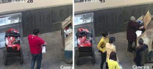 Yeni Doğan Bebeğini Hasta Diye Çöpe Atan Baba Güvenlik Kameralarına Böyle Yakalandı