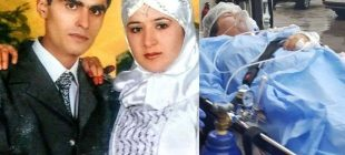 Gaziantep'te eşi tarafından işkence edilen kadından kötü haber maalesef …