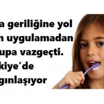 Zeka geriliğine yol açan uygulamadan Avrupa vazgeçti. Türkiye'de yaygınlaşıyor