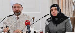 Diyanet İşleri Başkanı'ndan Adnan Oktar'a sert tepki: Dengesi bozulmuş bir insan