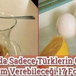 Dünyada Sadece Türklerin Görünce Anlam Verebileceği 17 Fotoğraf