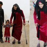 Minehel Hüseyin ilk adımını Türkiye'de attı