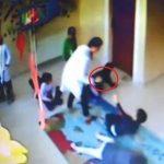 Samsun'da kreşte şiddet kamerada: 2 öğretmen tutuklandı! Korkunç görüntüler ortaya çıktı.