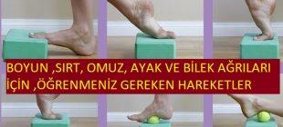 Bu Ayak Masajı Hareketlerini Mutlaka Öğrenin ,Vücudunuzdaki Ağrılardan Kurtulun!