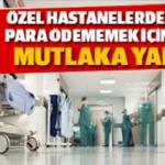 2650 liralık özel hastane faturası 158 liraya düştü! Okumak için tıklayın…