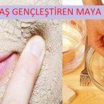 Maya Maskesiyle 10 Yaş Gençleşebilirsiniz !!!