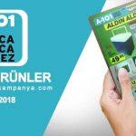 A101 1 Mart 2018 Aktüel Ürünler Kataloğu Az Önce Yayımlandı Kaçırmayın Hanımlar