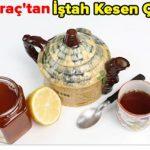 Ender Saraç'tan İştah Kesen Çay Tarifi