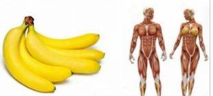 Doktoru Bir Ay Boyunca Günde 2 Muz Yemesini Söyledi – Vücudundaki Değişikliklere O Bile İnanamadı