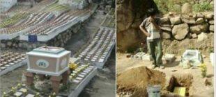 10 Bin Bebeğin Gömüldüğü Mezarlık Bulundu – Mezarlığın Sırrı Ortaya Çıkınca Herkes Şaşırdı Mezarlığın ardındaki sırrı öğrenince şaşıracaksınız.