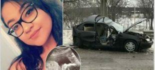 Hurdaya Dönen Araçta Hamile Kadını Buldu – Kadının Sorduğu Soru Adamı Ağlattı Çok acı bir olay…