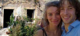 İki sevgili evlenmeye karar verdiler ancak paraları mağaraya yetti. 1 euro'luk mağarayı suite çevirdiler