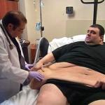 Doktor Nowzaradan'ın televizyon programında kilo vermeye çalışıyordu… Milyonlarca kişi izliyordu! Sonu feci oldu…