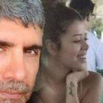 Özcan Deniz, 25 yaşındaki sevgilisi, 7.5 aylık hamile olan Feyza Aktan ile evlendi!