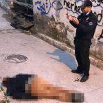 İzmir'de sokak ortasında ceset bulundu, ihbar üzerine olay yerine gelen polis bakın ne yaptı…