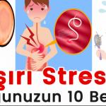 Aşırı Stresli Olduğunuzun Görmezden Gelinmemesi Gereken 10 Belirtisi