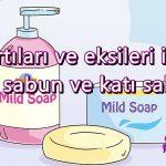Sıvı Sabun mu ve Katı Sabun mu? Hangisi Daha Zararsız! Uzmanlar Açıkladı