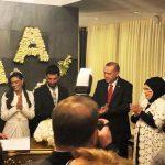Son Dakika: Arda Turan, Aslıhan Doğan ile evlendi… İşte nikahtan ilk kare…