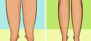 3 Dakikada İncecik Zarif Bacaklara İşte Bu Egzersizlerle Kavuşacaksınız