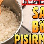 Tüm Uzmanlar Bu Konuda Uyarıyor! Bulgur Pirinç Ve Makarnayı Yanlış Pişiriyoruz Sakın Böyle Pişirmeyin