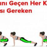 40 yaşını geçen her kadının yapması gereken egzersizler…
