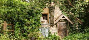 Büyük Britanya'daki kır evi görenleri büyülüyor!