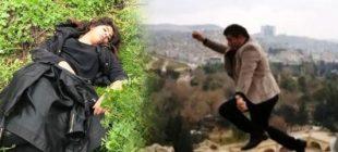 Urfa'da Bir İki Üç Yallah Diyerek Düşüp Hayatını Kaybeden Adamın Kızı da Aynı Yerden Düştü! Kader mi tesadüf mü intihar mı bilinmiyor