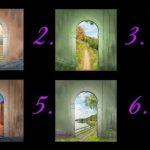Hangi Kapıdan Girmek İsterdiniz? Hayattaki Yolunuzu Size Söyleyecek Olan Kapı Testi – Kapınızı seçip açıklamayı okuduğunuzda inanamayacaksınız
