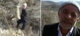 Kayseri'de mide bulandıran olay… Yaşlı Adam Köpeğe T*cavüz Ederken Yakalandı
