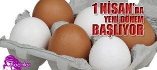 1 Nisan İtibariyle Yumurtada Sahtekarlığa Son!