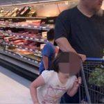 Küçük Kızın Neden Tuhaf Yürüdüğüne Anlam Veremedi – Yakından Bakınca Çok Öfkelendi