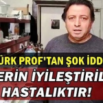 """Prof.Dr. İbrahim Uslu'dan kanser ile ilgili çok önemli açıklamalar… """"Kanser iyileştirilmesi en basit hastalıktır"""" Peki ama nasıl?"""