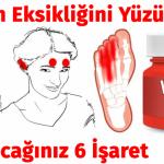 Vitamin Eksikliğinizi Yüzünüzden Anlayacağınız 6 İşaret