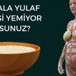 Doktorun Tavsiyesiyle Yulaf Ezmesi Yemeye Başladı – Vücudundaki Değişikliklere Kendi Bile İnanamadı